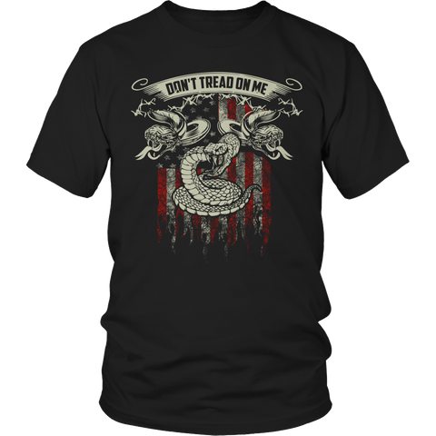 LIMITED EDITION - Don't Tread on Me