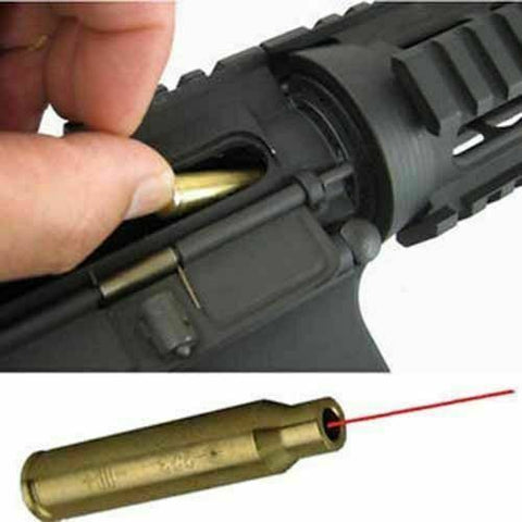 223 REM Bore Sight Cartridge Sight 223/5.56 NATO