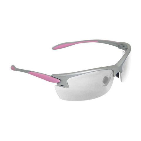 Women's Pink Shooting Glass - Clear