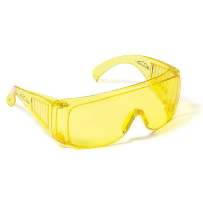 Standard Safety Glasses - Yellow