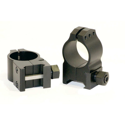 Tactical Rings - Matte, High, 1""