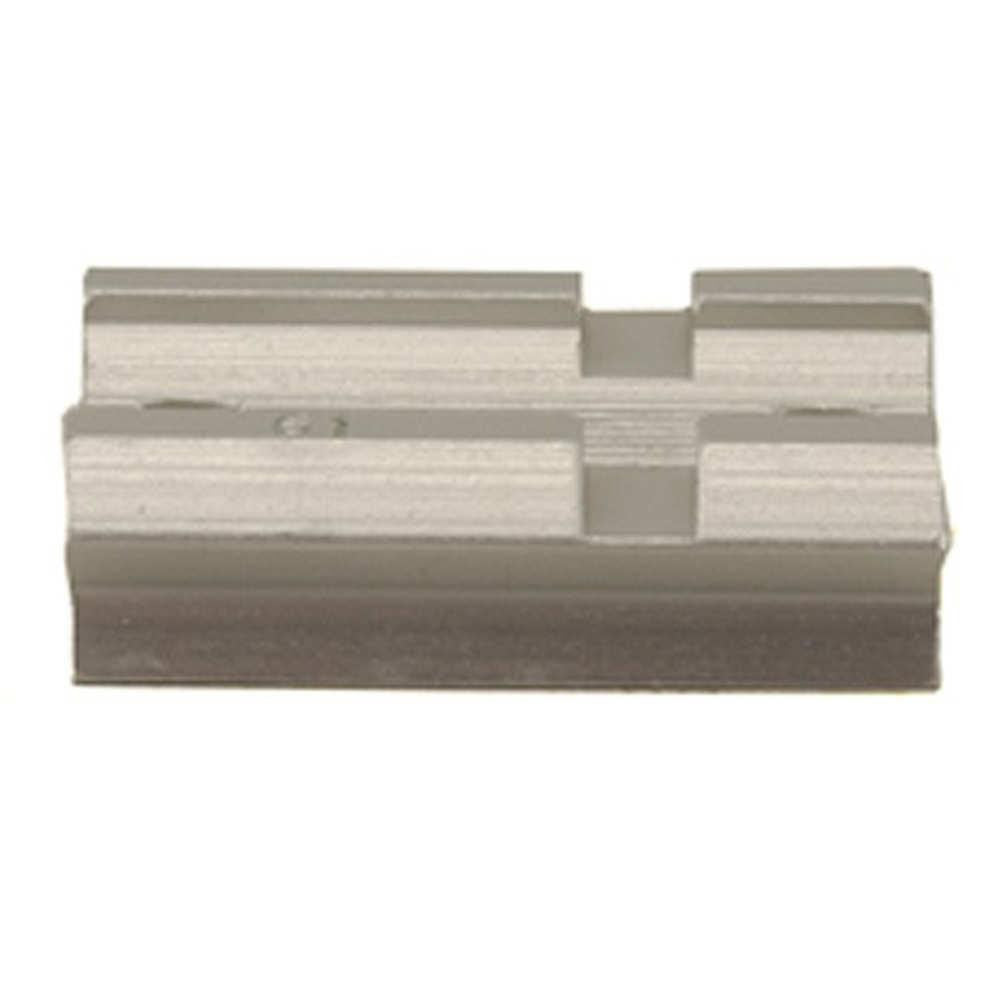 Top Mount Aluminum Base #61s - Silver