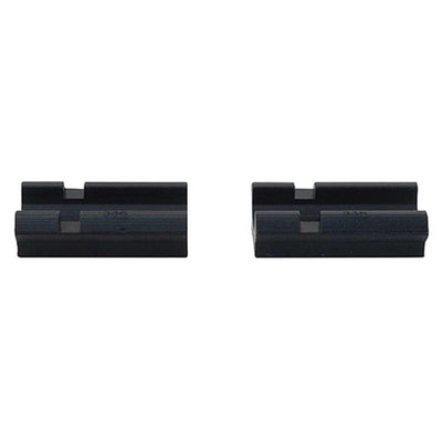 Top Mount Base Pair - Matte Black