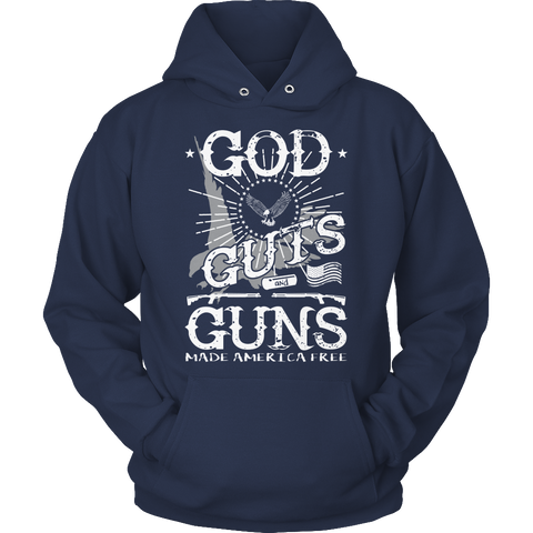 Image of Limited Edition - God Guts and Guns