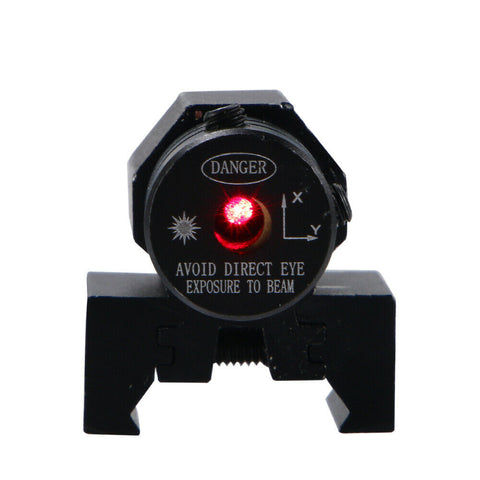 Image of Tactical Red Laser With Picatinny Mount