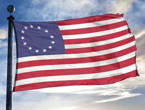 Image of Betsy Ross Flag