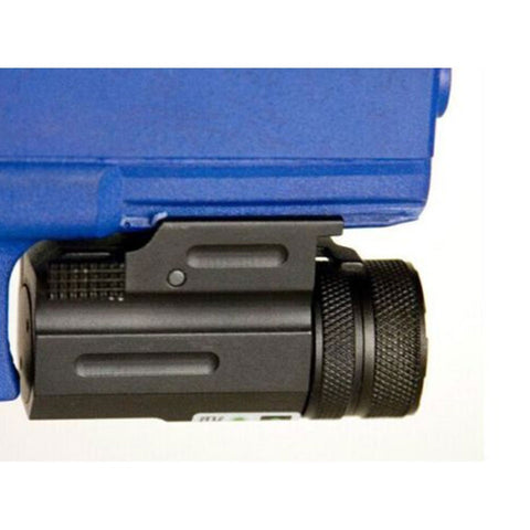 Image of Tactical Low Profile Green Dot Laser Sight - Universal Picatinny Rail Mount