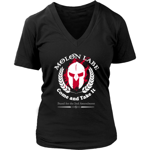 LIMITED EDITION  Molon Labe - Come and Take IT