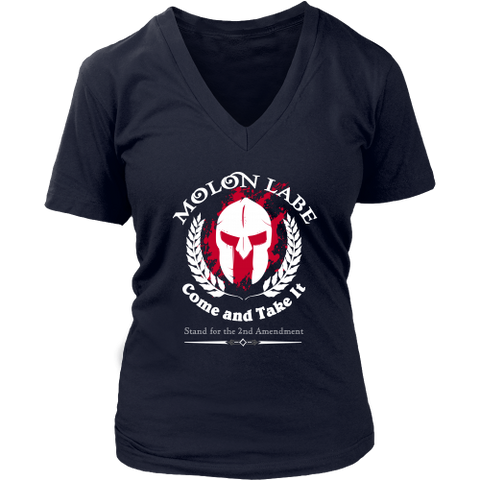 Image of LIMITED EDITION  Molon Labe - Come and Take IT