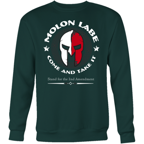 Image of LIMITED RELEASE  Molon Labe - Come and Take IT