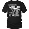 New Release - Because I Can't Throw a Rock 1155 Feet Per Second