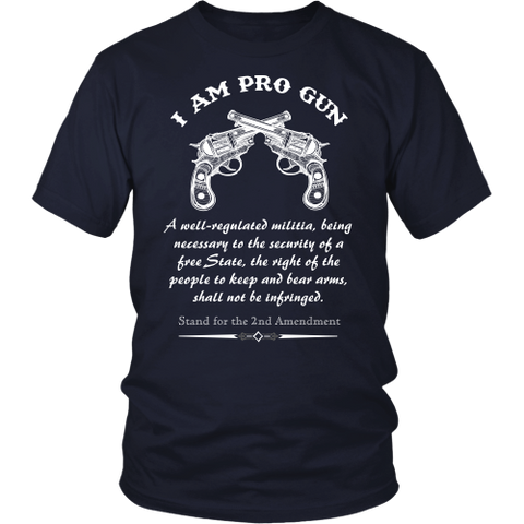 Image of LIMITED EDITION  - I AM PRO GUN