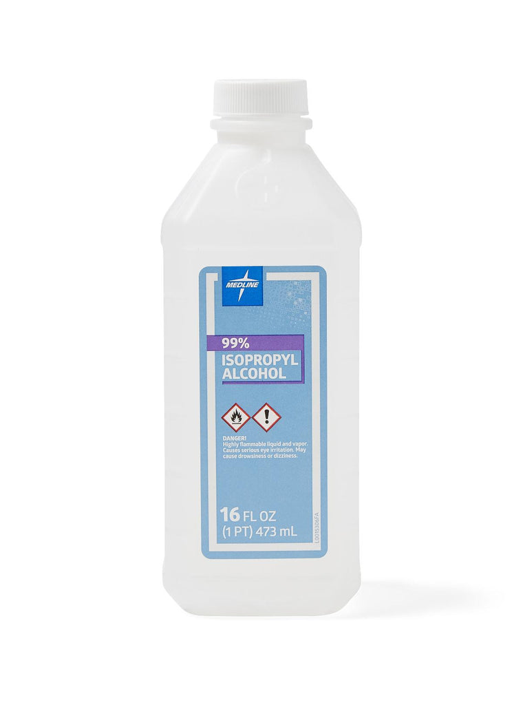 Medline Isopropyl Rubbing Alcohol 99%
