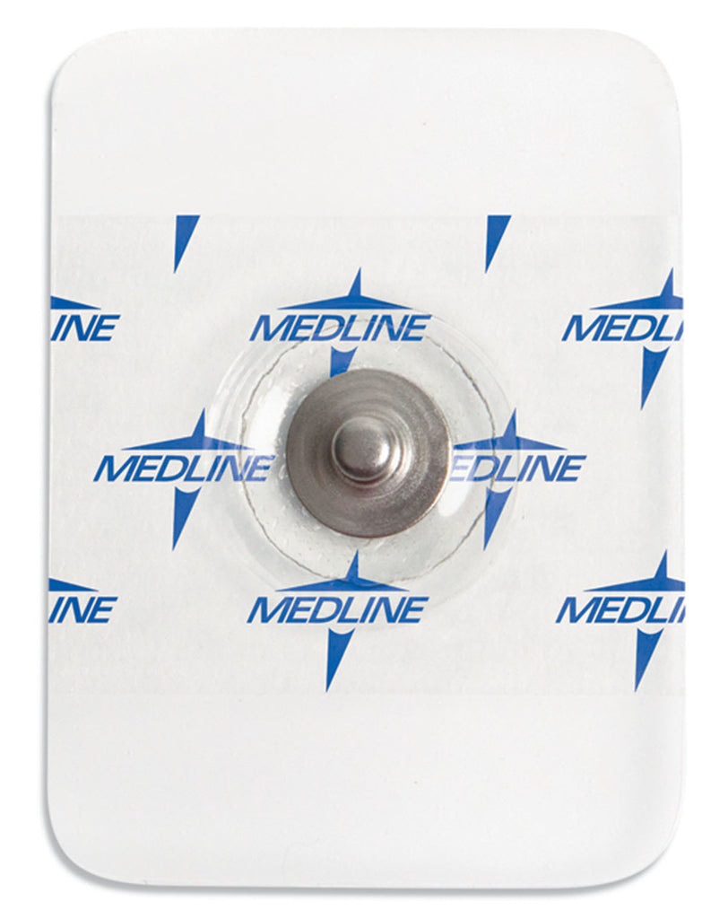 Medline Plus General Monitoring Tape Electrodes