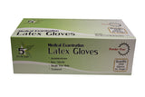 Powder-Free Exam Latex Gloves by 5 Star Supply