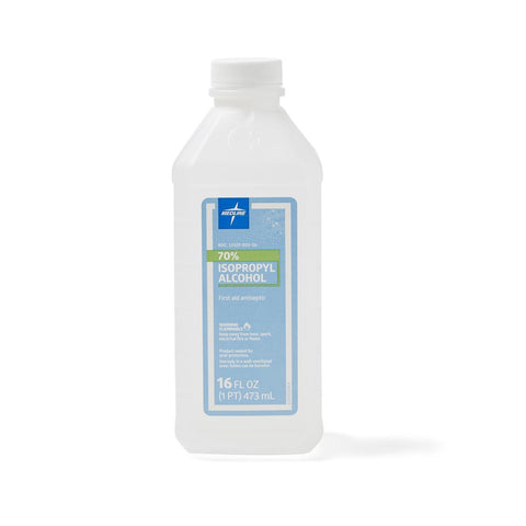 Medline Isopropyl Rubbing Alcohol 70%