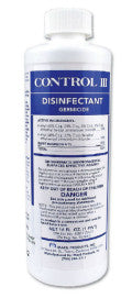 Control III Disinfectant germicide 16oz