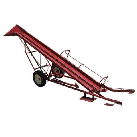 Bale Loader with Adjustable Height