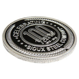 Collector Medallion for Sioux Steel Company