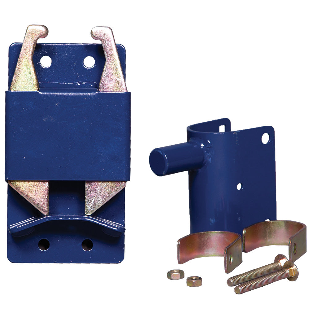 2 Way Sioux Steel Gate Latch Farm Equipment Parts