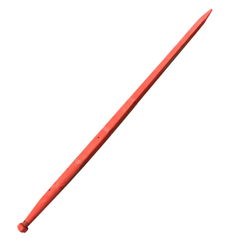 4-Foot-Long Red Bale Spear on Sale SHQSPEAR2