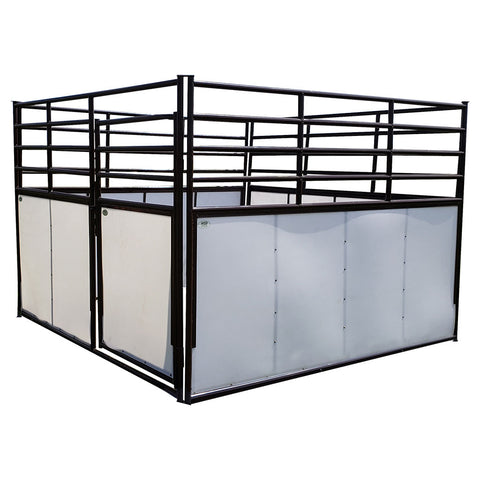 Easily Moveable 8ft Tall Horse Stalls