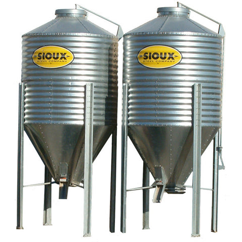 Sioux Steel Bulk Feed Bins