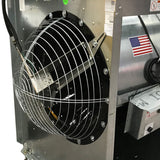 Centrifugal Fan Ultra-Low EQM Heater Package