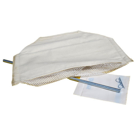 Dust Bag Kit for Upright Mineral Feeders