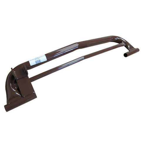 Adjustable Side Neck Extender Brown Hydraulic Squeeze Chute