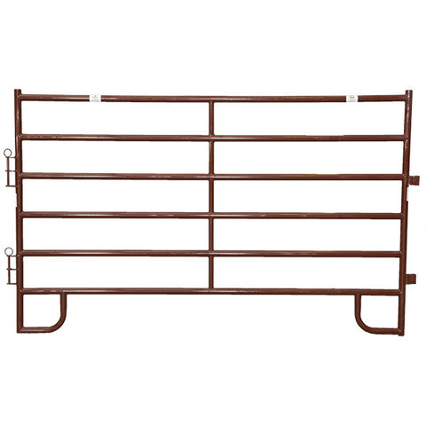 HiQual Brown 6 Bar Panel