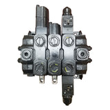 Closed Center 3 Spool Sectional Valve