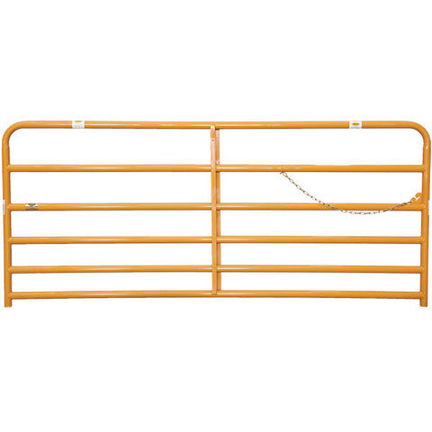 "Sioux Steel Victory Gold 2"" Gate"