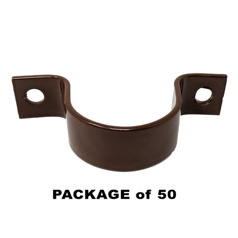 1 ½'' Mounting Clips (Package of 50)
