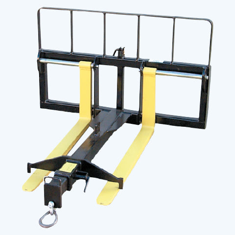 Pallet Fork with Boom - John Deere 600/700 Series Quick Attach