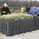 Easy Hay Feeder Setup
