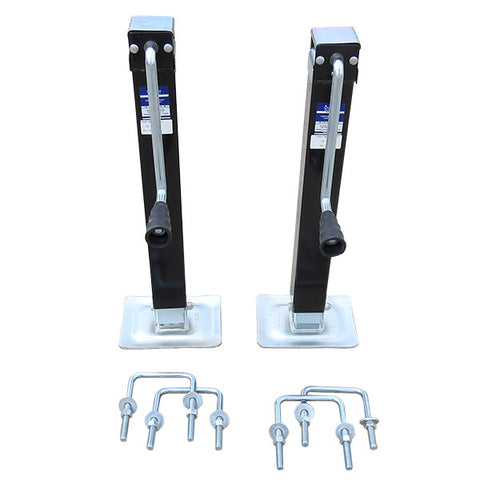 Portable Working Equipment System Jacks