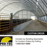 Livestock Shelter for Cattle