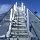 Roof Stairs for Sioux Steel Farm Bins