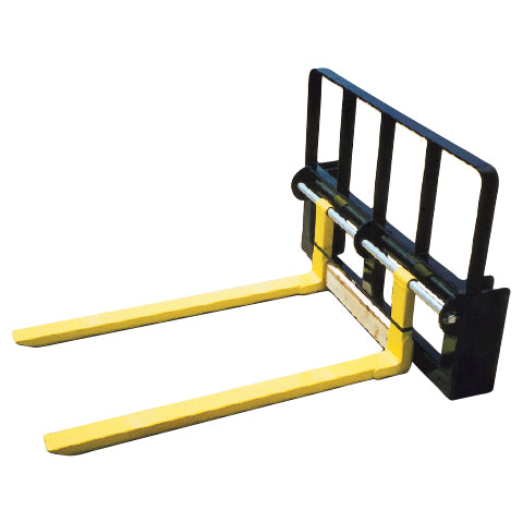 Shaft Type Pallet Fork - John Deere 600/700 Series Quick Attach