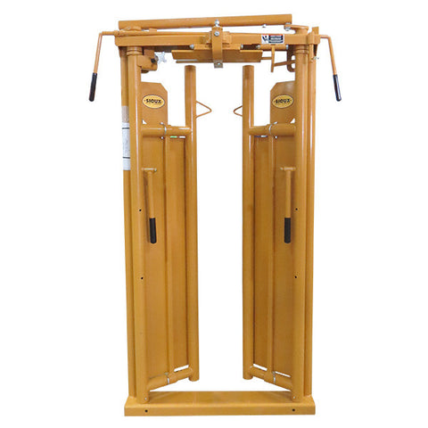 Sioux Steel Automatic Head Gate for Working Equipment