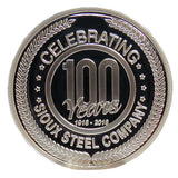 Sioux Steel Celebrates 100 Years in Business