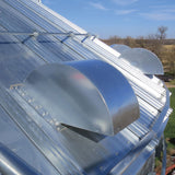 Farm Bin Roof Vents on Sioux Steel Bins