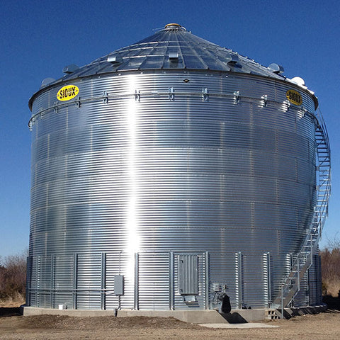 Sioux Steel Grain Bin Package with Pricing