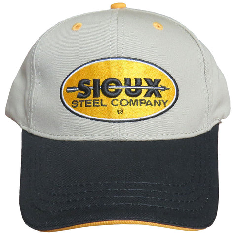 Sioux Steel Branded Hat