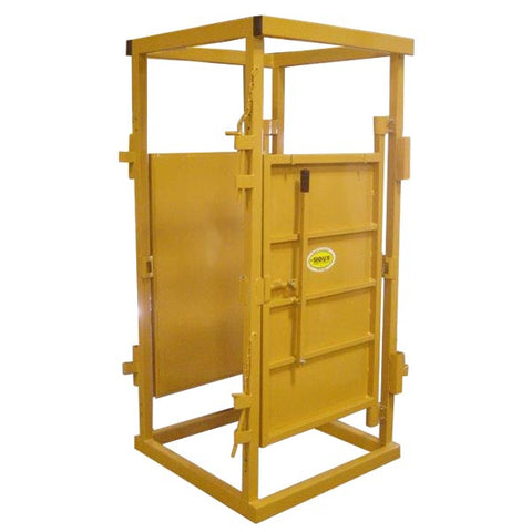 Sioux Steel Palp Cage for Working Equipment