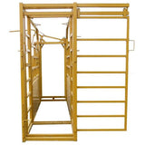 Utility Chute for Any Sizes of Cattle