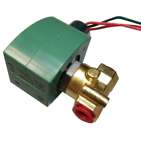 Solenoid and Valve