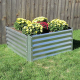 Verdant Garden Boxes For Flowers