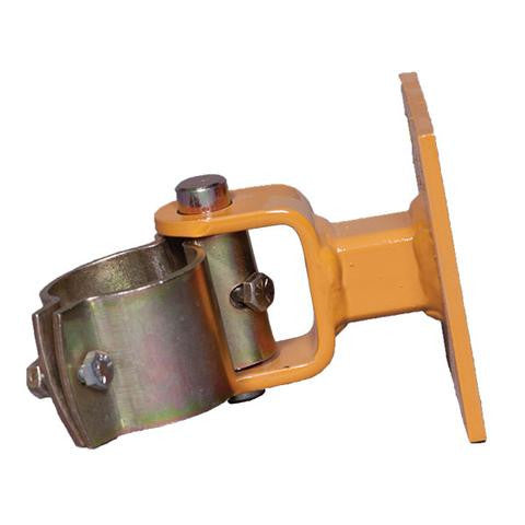 Wall Mount Gate Hinge with 2 Inch Clamp